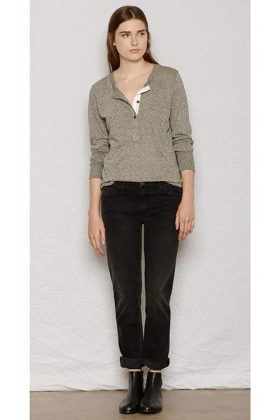 CURRENT ELLIOTT The Fling Relaxed Jean in Townhouse TOWNHOUSE Was: £245.00 Now: £90.00
