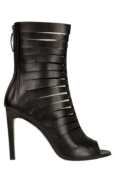 DOROTHEE SCHUMACHER Modern Edge Sandal BLACK 999 Was: £510.00 Now: £255.00