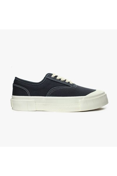 GOOD NEWS ACE NAVY PUMP NAVY Was: £110.00 Now: £55.00