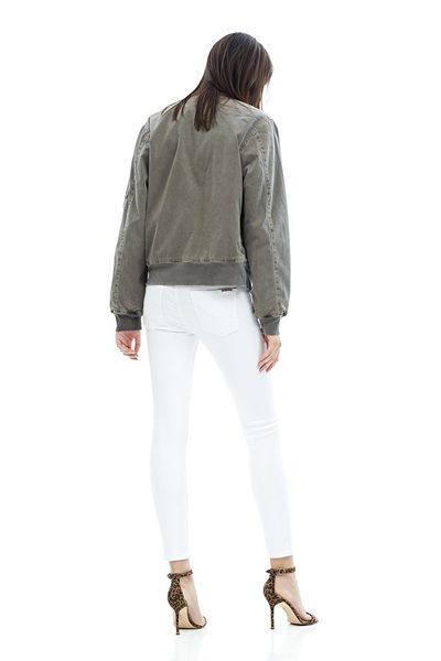 HUDSON NICO MIDRISE SUPER SKINNY JEANS WHITE Was: £165.00 Now: £90.00