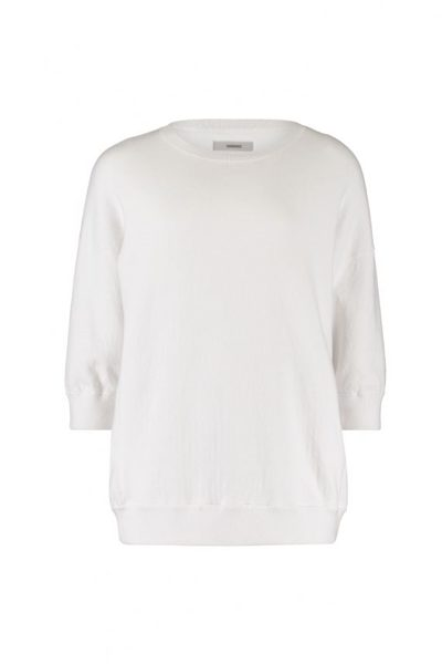HUMANOID LOOSE FIT JUMPER WHITE Was: £174.00 Now: £87.00