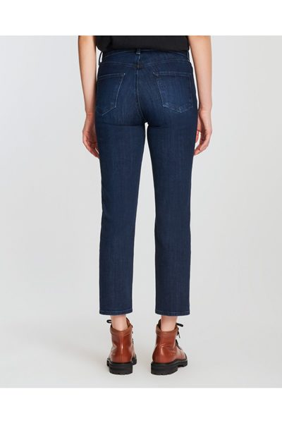 J BRAND ALMA HIGH-RISE STRAIGHT JEANS IMPULSE Was: £250.00 Now: £90.00