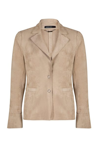 MARC CAIN SUEDE JACKET BROWN £299.00