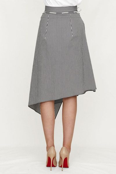 PALMER / HARDING COMBINE SKIRT MIXED SEER Was: £275.00 Now: £138.00