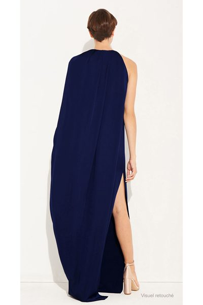 PAULE KA SATIN GOWN INK Was: £1,133.00 Now: £566.00