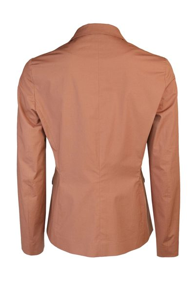 PESERICO COTTON JACKET RED Was: £297.00 Now: £148.00