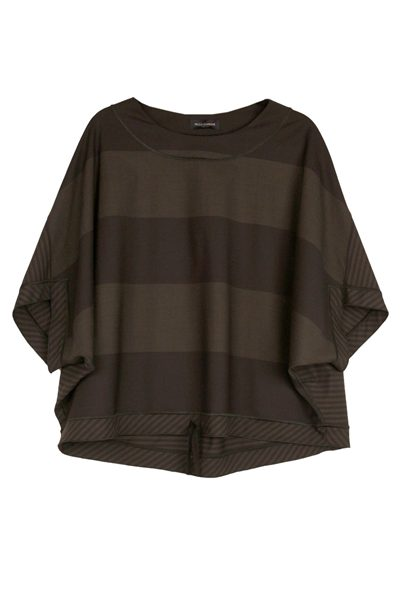 PIAZZA SEMPIONE DRAWSTRING OVERSIZE BLOUSE 1047 Was: £390.00 Now: £100.00