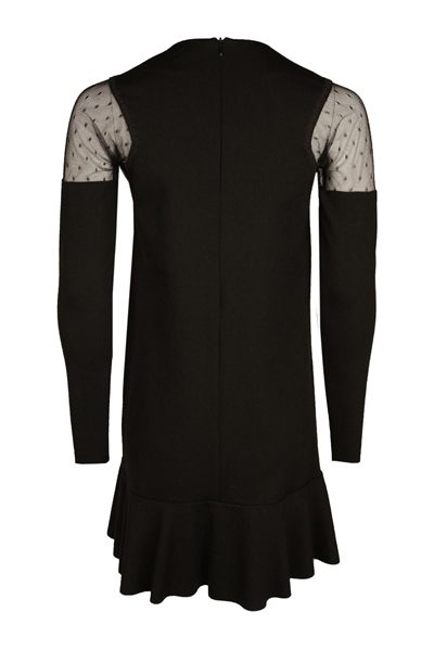 RED VALENTINO BLACK LACE DRESS BLACK Was: £335.00 Now: £165.00