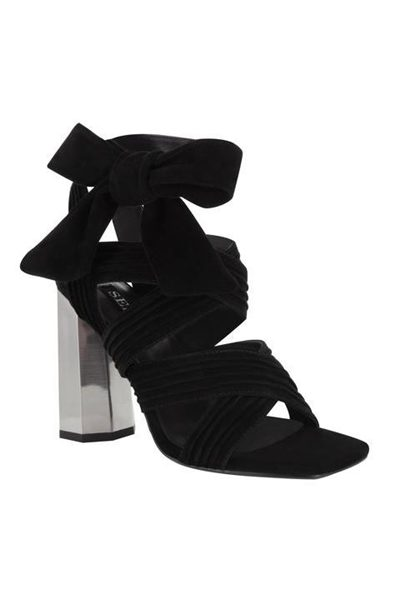 SENSO NEAVE II STRAP HEEL EBONY Was: £204.00 Now: £50.00
