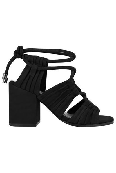 SENSO SIBELLA HEEL EBONY Was: £211.00 Now: £50.00