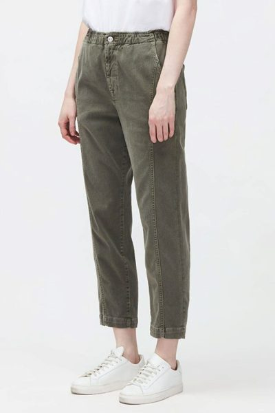 SEVEN FOR MANKIND ALEXIS JOG PANT ARMY GREEN GREEN £210.00